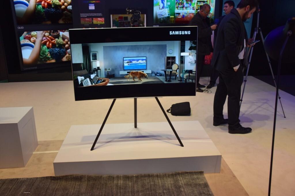 Samsung muestra sus novedades del año en el Forum - Booth de Barcelona (47)