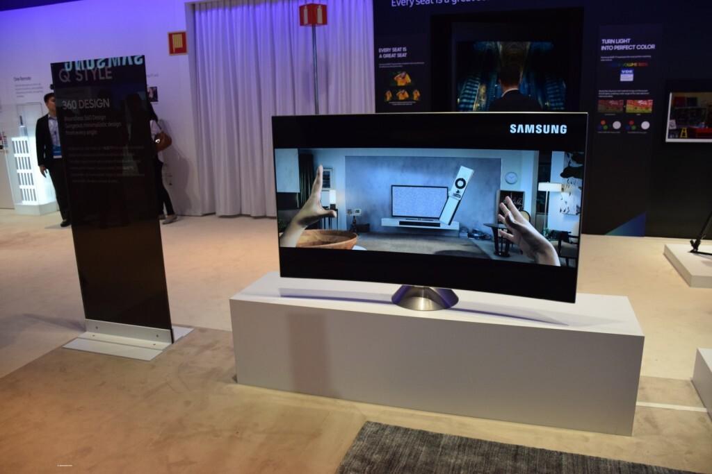 Samsung muestra sus novedades del año en el Forum - Booth de Barcelona (48)