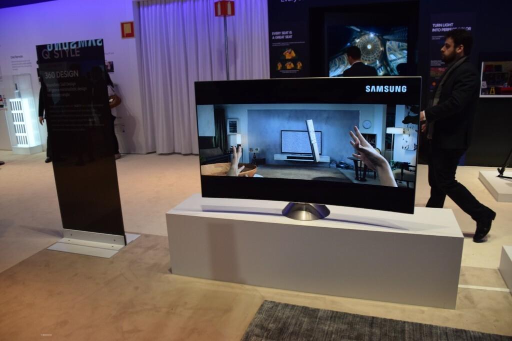 Samsung muestra sus novedades del año en el Forum - Booth de Barcelona (49)