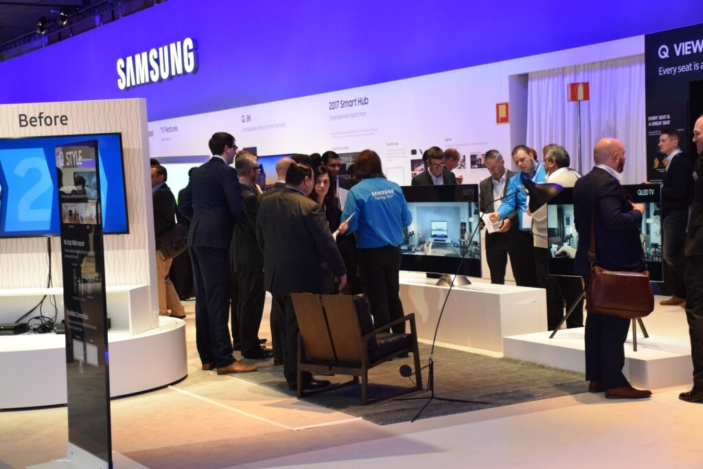 Samsung muestra sus novedades del año en el Forum - Booth de Barcelona (5)