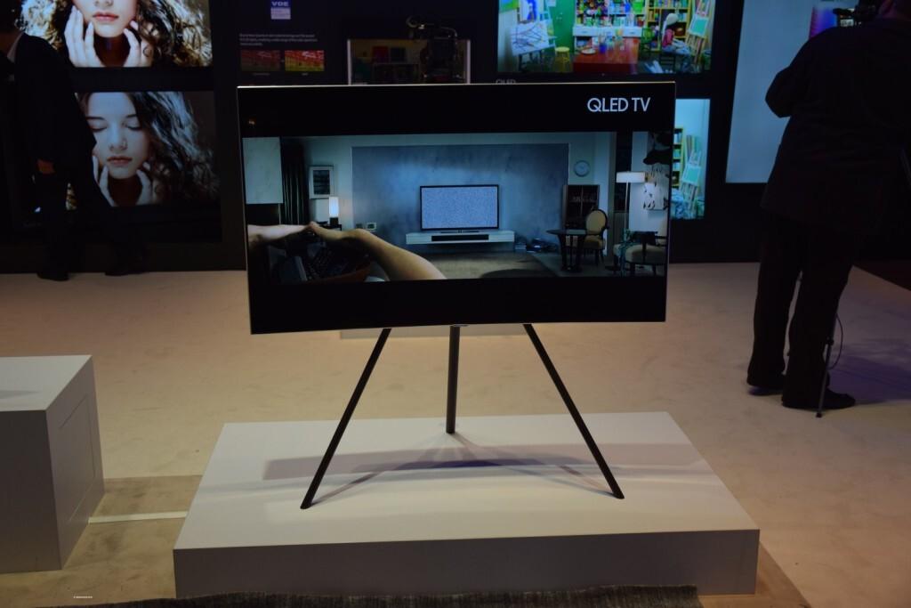 Samsung muestra sus novedades del año en el Forum - Booth de Barcelona (50)