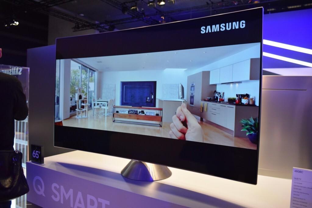 Samsung muestra sus novedades del año en el Forum - Booth de Barcelona (51)