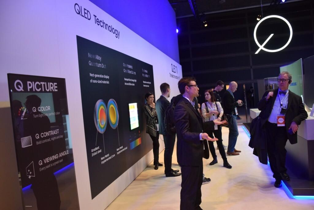 Samsung muestra sus novedades del año en el Forum - Booth de Barcelona (52)