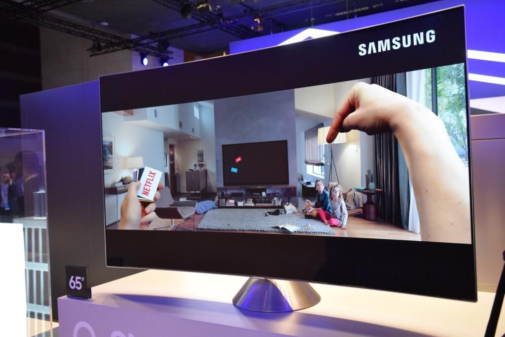 Samsung muestra sus novedades del año en el Forum - Booth de Barcelona (54)