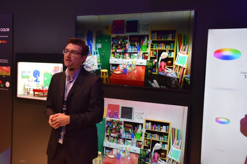 Samsung muestra sus novedades del año en el Forum - Booth de Barcelona (56)