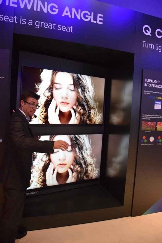 Samsung muestra sus novedades del año en el Forum - Booth de Barcelona (58)