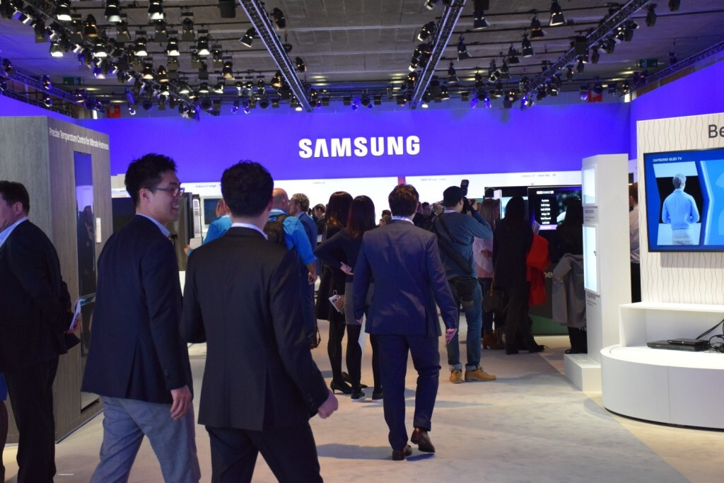 Samsung muestra sus novedades del año en el Forum - Booth de Barcelona (6)