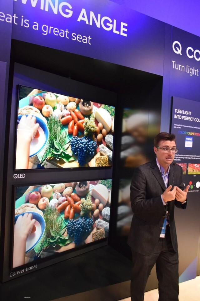 Samsung muestra sus novedades del año en el Forum - Booth de Barcelona (61)