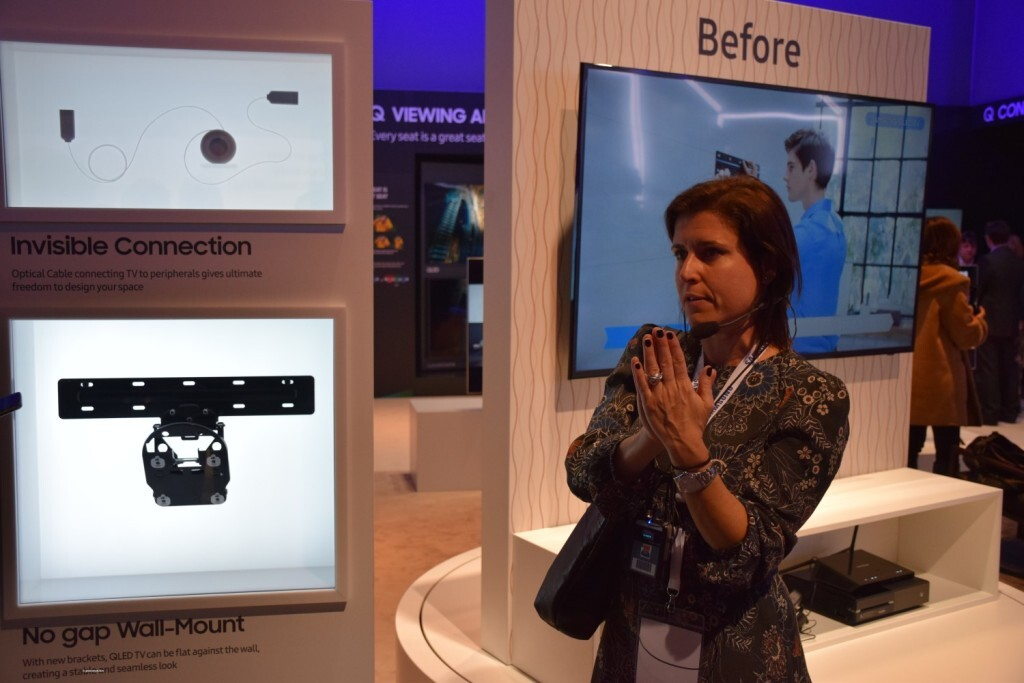 Samsung muestra sus novedades del año en el Forum - Booth de Barcelona (62)