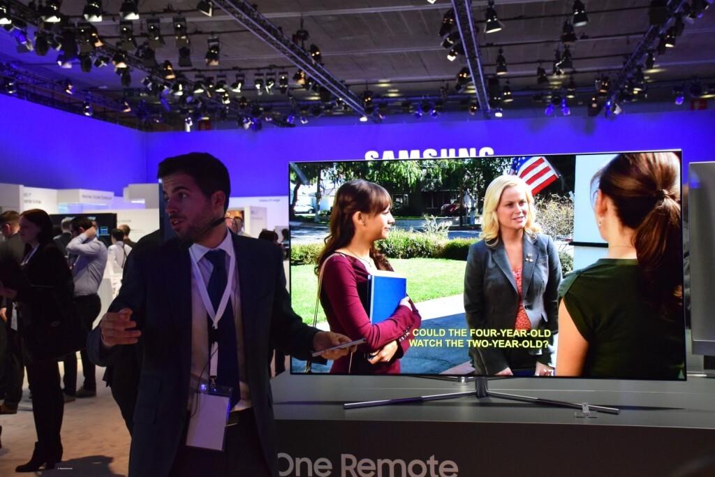 Samsung muestra sus novedades del año en el Forum - Booth de Barcelona (64)