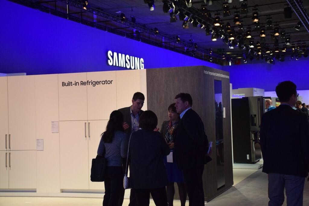 Samsung muestra sus novedades del año en el Forum - Booth de Barcelona (7)