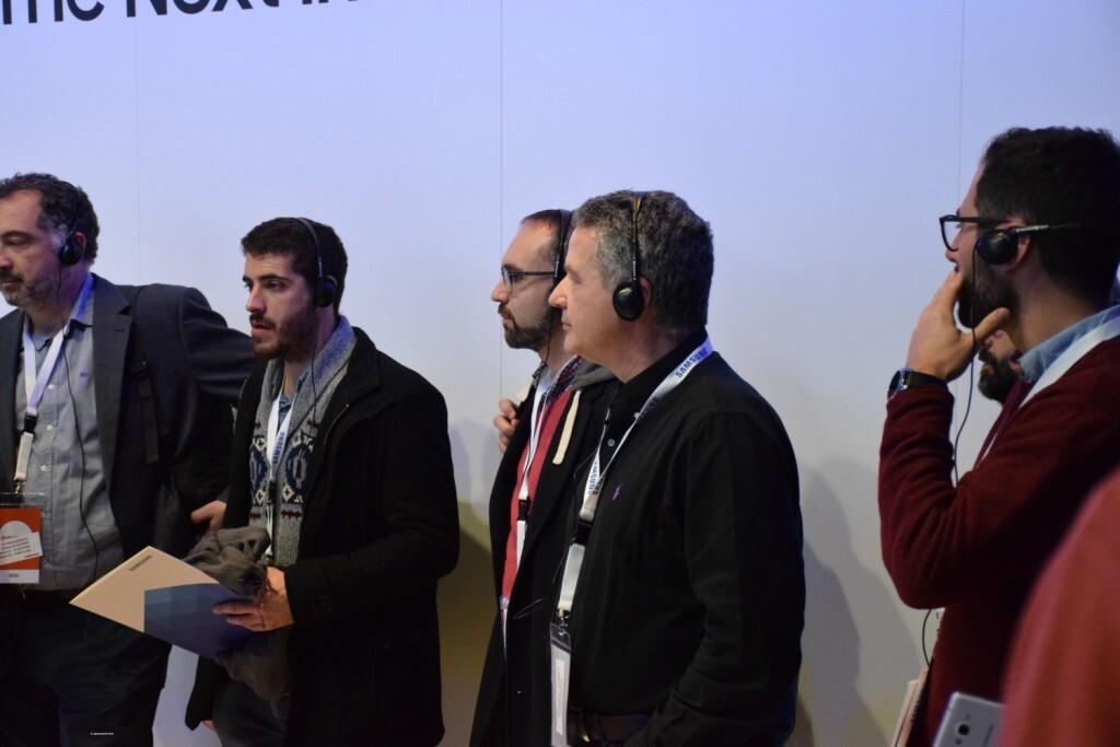 Samsung muestra sus novedades del año en el Forum - Booth de Barcelona (9)
