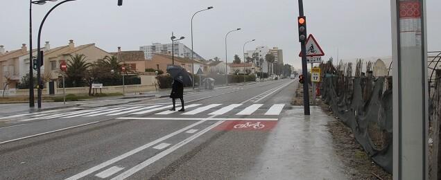 Se atiende la histórica demanda vecinal de este tramo de El Perellonet.