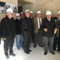 Se presenta a toda la Corporación las obras de Sant Vicent de la Roqueta, acabadas en un 90 por ciento.