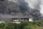 Un incendio en una fábrica de Filipinas deja más de 120 heridos y, al menos, un persona desaparecida.