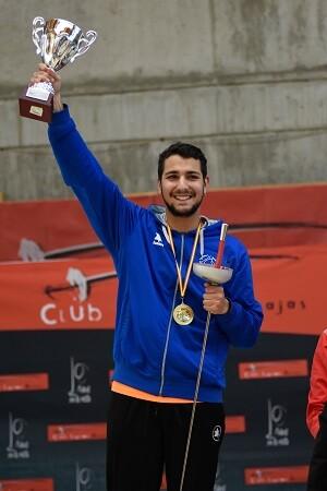 Valero Campeón de España (Foto- Eva Pavía).