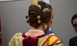 fallera mayor de Valencia, Raquel Alario Nit del Espolín', un espectáculo que unirá la artesanía sedera y la pirotécnia (5)