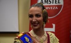 fallera mayor de Valencia, Raquel Alario Nit del Espolín', un espectáculo que unirá la artesanía sedera y la pirotécnia (6)