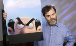 Rainn Wilson voices Gargamel in Columbia Pictures and Sony Pictures Animation's GET SMURFY.