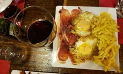 huevos fritos de corrral con puntilla (5)