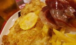 huevos fritos de corrral con puntilla (8)