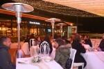 10 parejas disfrutaron el pasado jueves de la cena romántica de Bonaire.