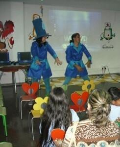 37.600 escolares participan en el programa de educación ambiental Aqualogía puesto en marcha por la compañía desde 2007.