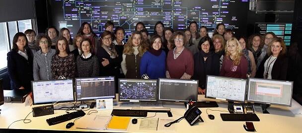 Actualmente 500 mujeres integran Global Omnium.