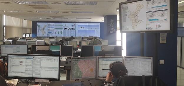 Agencia Valenciana de Seguridad y Respuesta a las Emergencias.
