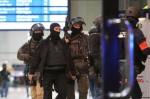Al menos siete personas heridas por un ataque con hacha en la estación de trenes de Düsseldorf.
