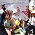 Albalat dels Sorells inaugura las Trabades d'Escoles en Valencià de las comarcas de València.