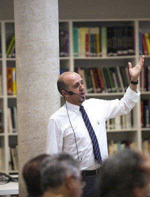 Alberto Ortiz de Zárate.