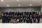 Almoines inaugura con un concierto dedicado a la mujer la nueva Nau de la Música subvencionada por Diputación.