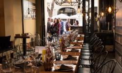 Ayer nació THE ONE en Conde Altea 26 para traer a Valencia la primera y única Brasserie Gourmet (1)