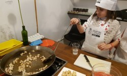 Buenas Migas con Radio Valencia Cadena SER, actividad culinaria infantil cocina20170325_103235 (108)
