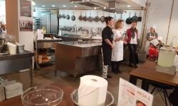 Buenas Migas con Radio Valencia Cadena SER, actividad culinaria infantil cocina20170325_103235 (21)