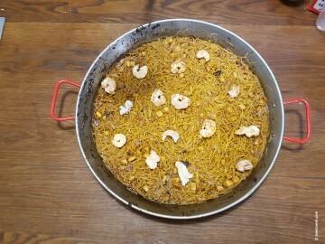 Buenas Migas con Radio Valencia Cadena SER, actividad culinaria infantil cocina20170325_103235 (231)