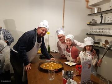 Buenas Migas con Radio Valencia Cadena SER, actividad culinaria infantil cocina20170325_103235 (236)