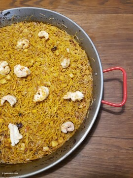 Buenas Migas con Radio Valencia Cadena SER, actividad culinaria infantil cocina20170325_103235 (245)