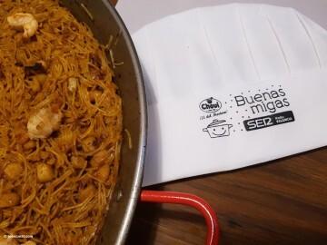Buenas Migas con Radio Valencia Cadena SER, actividad culinaria infantil cocina20170325_103235 (266)