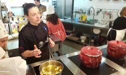 Buenas Migas con Radio Valencia Cadena SER, actividad culinaria infantil cocina20170325_103235 (81)