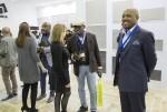CEVISAMA bate su propio récord con un 12'3 por ciento más de visitantes internacionales.