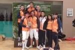 Campeonato Autonómico de Deporte Universitario 2017–Esgrima.