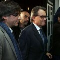Carles Puigdemont reivindica el cierre del Consell Nacional del PDeCAt 'vía catalana' para alcanzar la independencia.