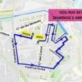 Carrera Holi Run 2017 el domingo 2 de abril por el barrio de Natzaret.