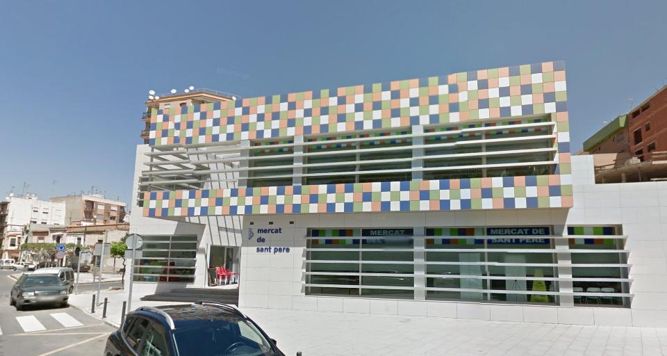 Castelló estudiarà un ús alternatiu al Mercat de Sant Pere després del tancament de l'última parada