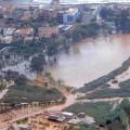 Cebrián pide al Gobierno colaboración en la aplicación de medidas por riesgo de inundabilidad.
