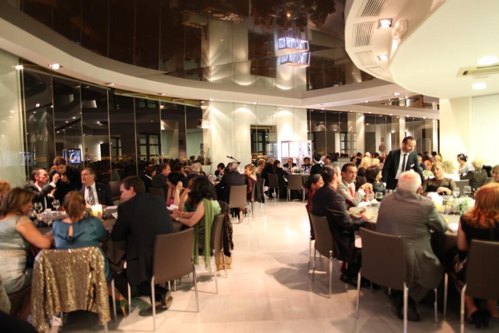 Cena benefica Gremio Sastres CV sábado 1 de abril