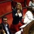 Ciudadanos (Cs) denuncia que Fuset incumple los acuerdos para unas fallas más inclusivas.(Foto-Manuel Molines). Amparo Picó.