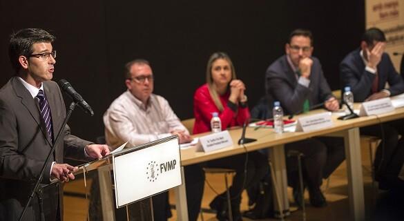 Clausura de la Asamblea FVMP (Foto-Abulaila).